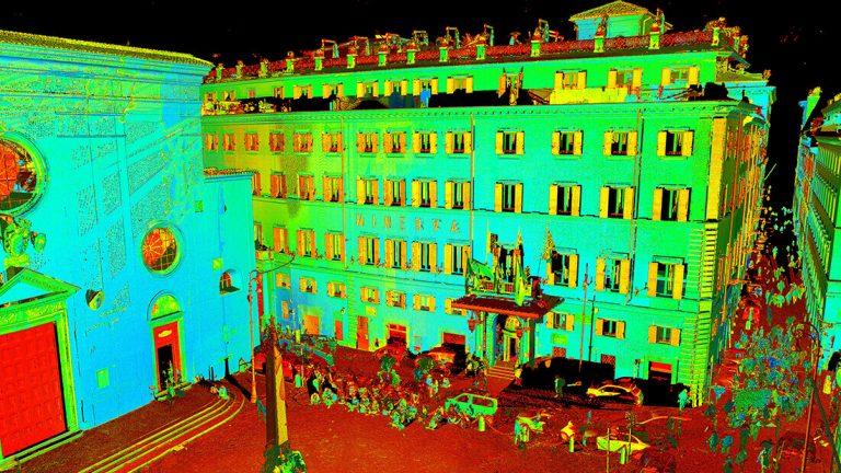 Hotel Minerva in Roma