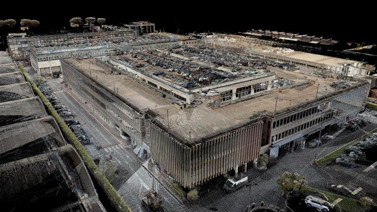 Complesso immobiliare in Roma